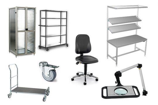 Bútorzat, székek, kocsik